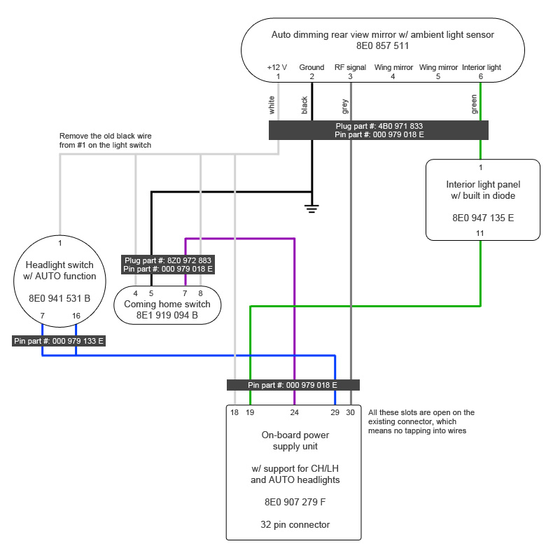 wiring diagram chlh auto gentex 177 wiring diagram gentex mirror installation \u2022 free wiring  at webbmarketing.co