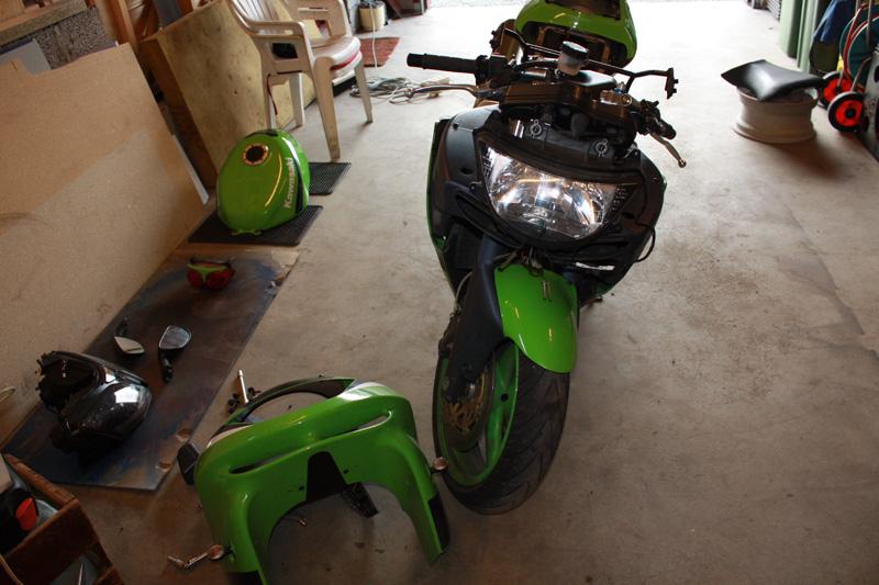 Project Zx6r G2 Surgery Pics Kawiforums Kawasaki